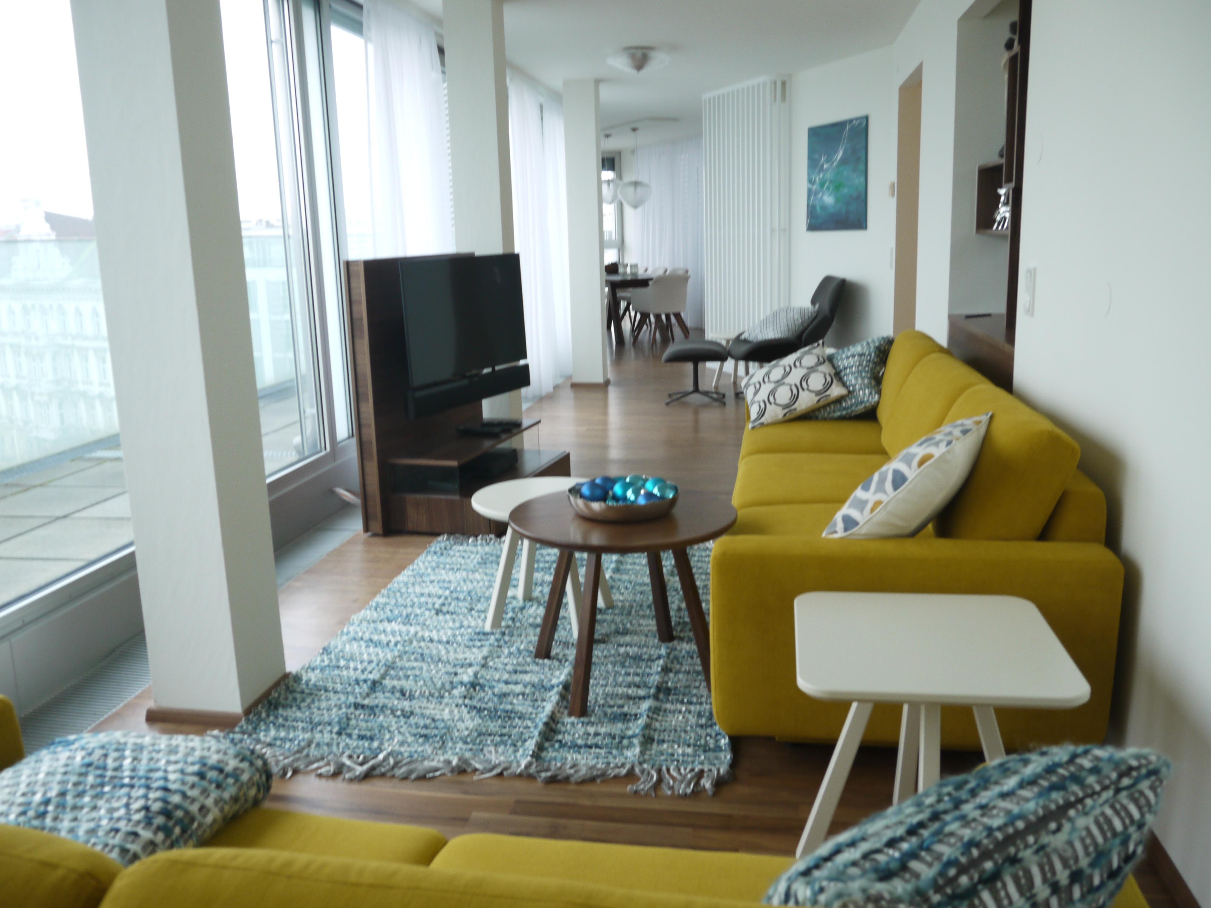 Einrichtungsideen Für Dachgeschosswohnung: Schlafzimmer