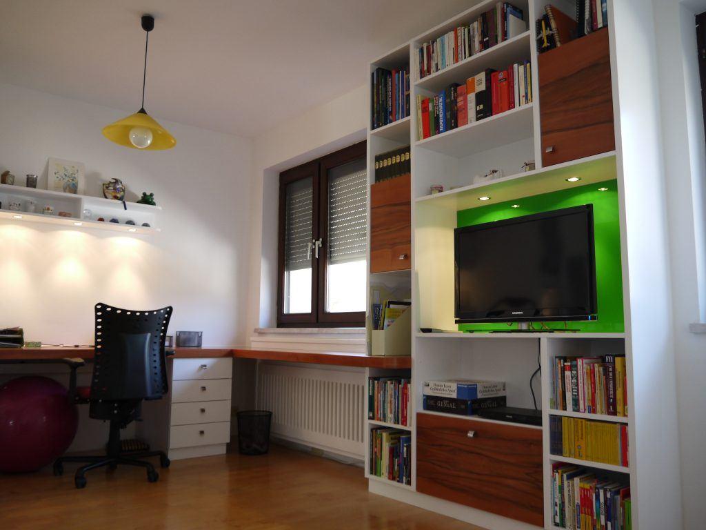 Schönes Wohnideen Wohnzimmer Arbeitszimmer ...