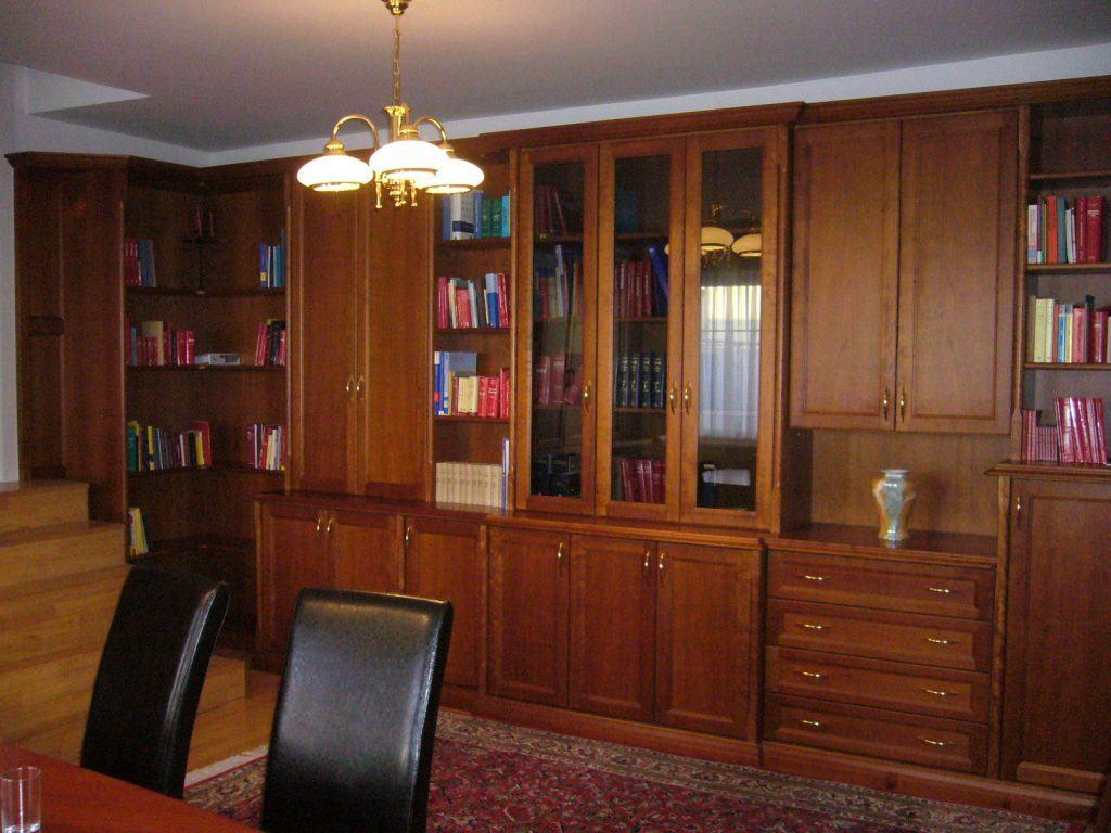 Bibliothek klassisch
