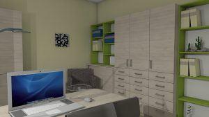 ArbeitszimmerV1a-Schreibtisch