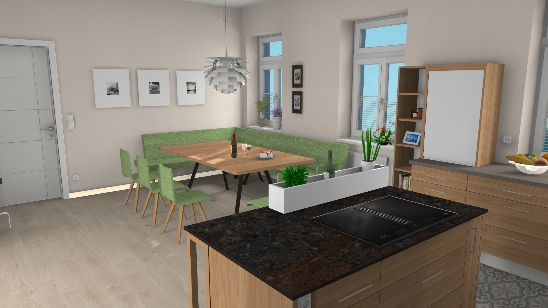 moderne k chen ideen k chenplanung z plan wien 20 n burgenland. Black Bedroom Furniture Sets. Home Design Ideas